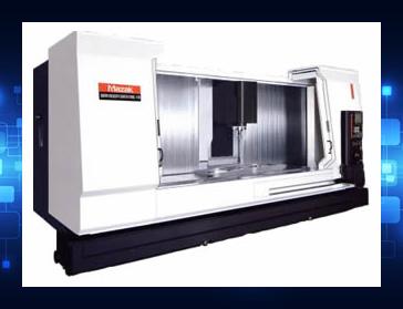リニアモーター駆動立型マシニングセンタ SVC 2000L/120